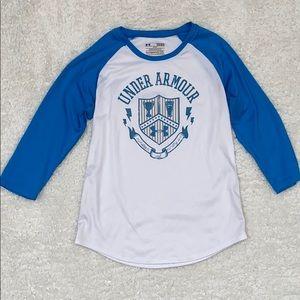 Under Armour Youth Long Sleeve Tee Shirt